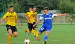 Po udanym środowym meczu i wysokiej wygranej z rezerwami Wisły Kraków w sobotę piłkarze MKS Trzebinia Siersza polegli w wyjazdowym pojedynku z Unią Tarnów.
