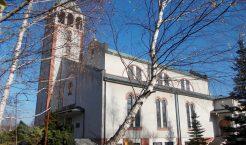 Kościół pw. Niepokalanego Serca Najświętszej Marii Panny w Trzebini-Sierszy (Fot.: Robert Siwek).