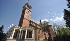 Bazylika Mniejsza NSPJ  i Sanktuarium Matki Bożej Fatimskiej w Trzebini (Fot.: www.facebook.com/Bazylika-NSPJ-w-Trzebini).