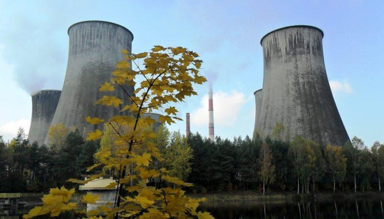 Elektrownia Siersza w Trzebini, w pobliżu której doszło do wypadku (Fot.: Robert Siwek).